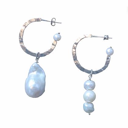 Mismatched Ka-Ze Earrings