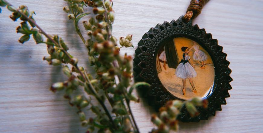 La ballerina del Carillon, Loving Eranthe