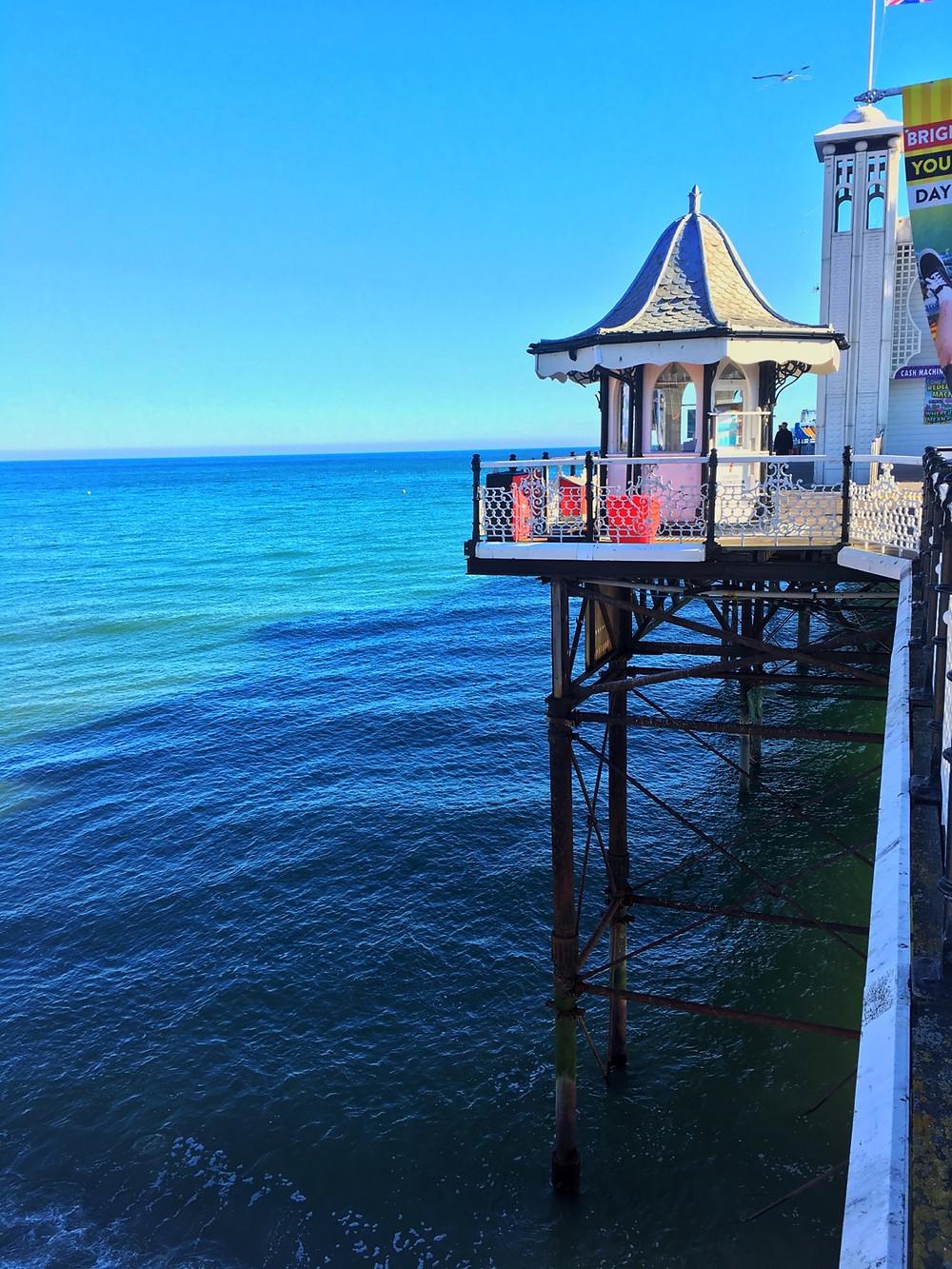 Dettaglio Brighton Pier