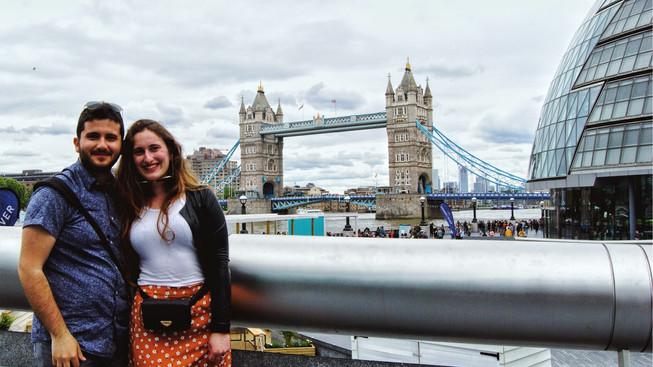 Soggiorno a Londra: una giornata breve ma movimentata!