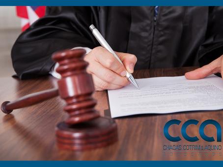 Pedidos de homologação de acordos extrajudiciais seguem regras específicas.