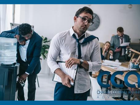 Se empregado não se apresenta para o trabalho após alta, não se configura o limbo previdenciário.