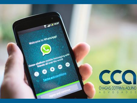 Acordo tratado em grupo de Whatsapp é homologado pela Justiça do Trabalho em Ariquemes.