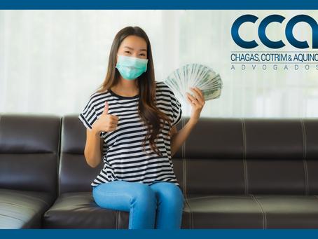 TRF3 prorroga auxílio-doença de segurada por três meses devido à pandemia do COVID-19.