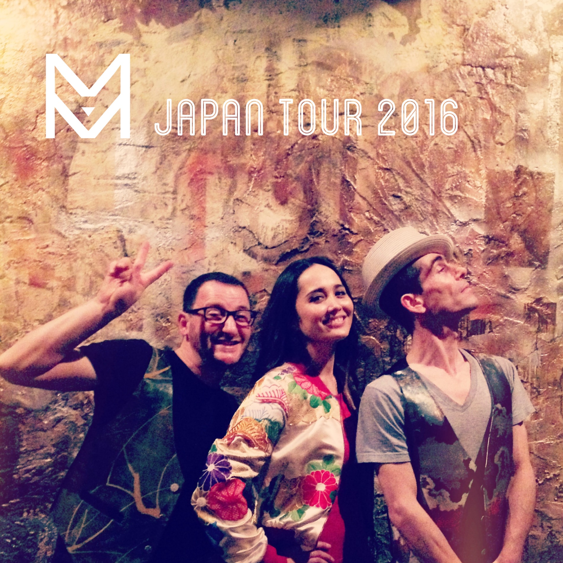 Japan trio tour 2016 @Kyoto