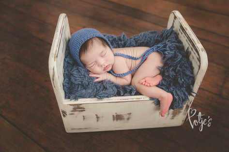 Baby Boy New Born Shoot