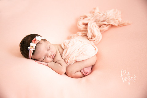New Born baby girl