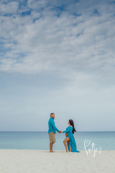 Aruba Beach Session