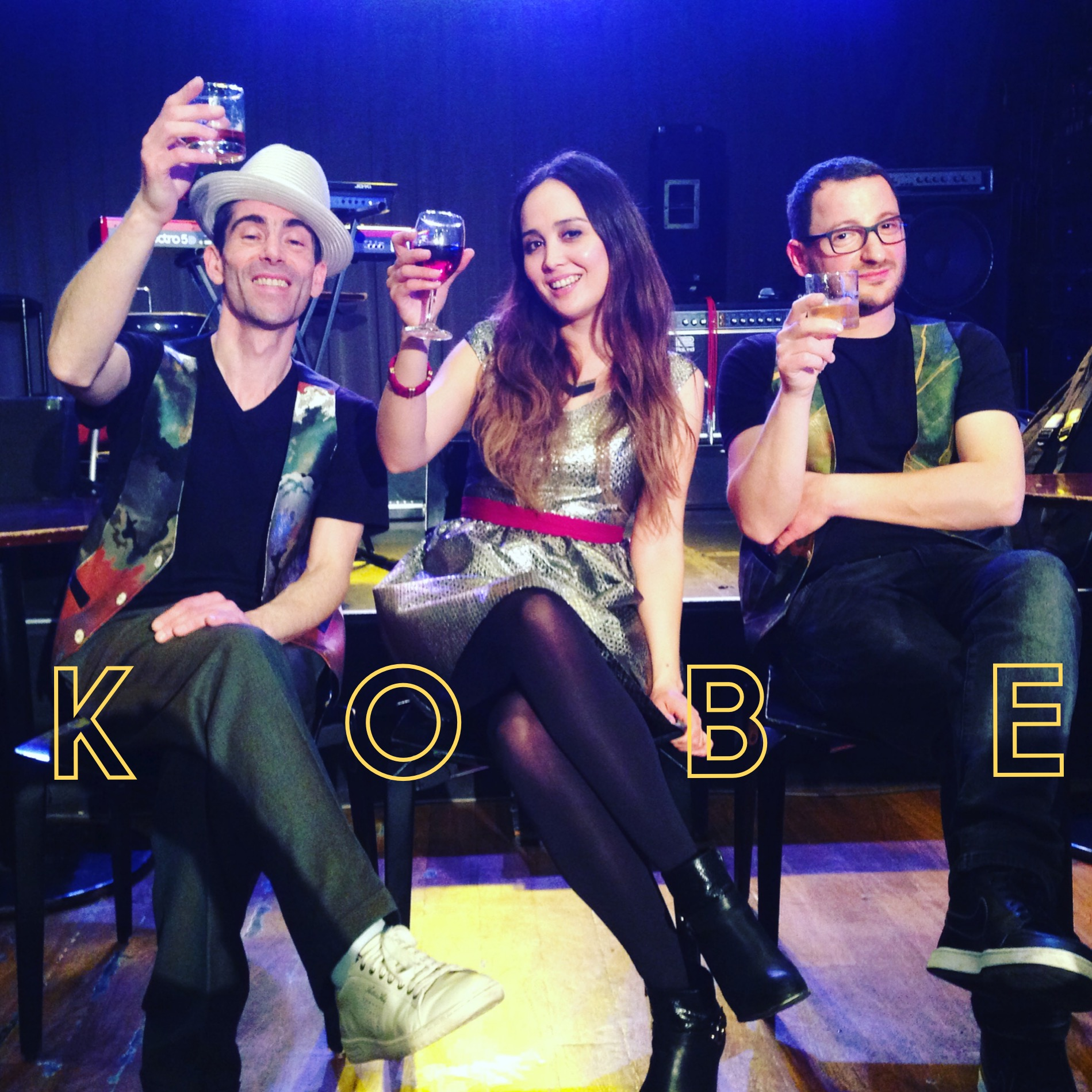 Japan trio tour 2016 @Kobe