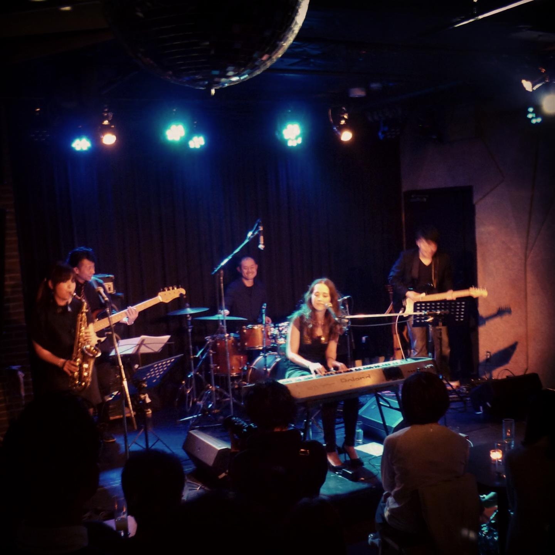 Live @ PLUG-Shibuya Tokyo