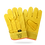 Thumbnail: COWHIDE LEATHER GLOVE WITH ADJUSTMENT