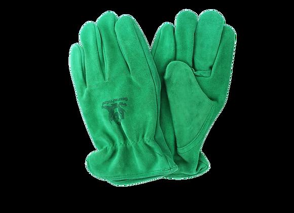 GUANTE DE PIEL TIPO ProCasi Verde