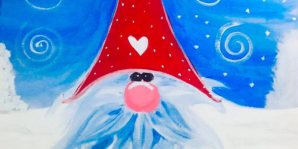 Colleges Crossing - XMAS - Late Afternoon Picnic 'n' Paint - Learn to paint 'Christmas Tree'
