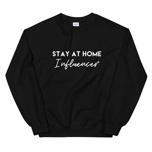 Stay At Home Influencer