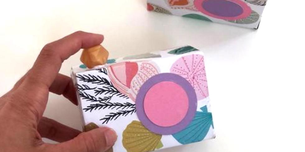 Crafternoon: Fun Kids Craft - DIY Camera
