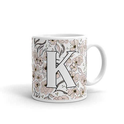 Monagram Mug K