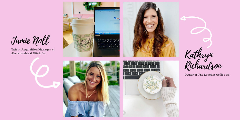 Careers Over Coffee with Jamie Noll