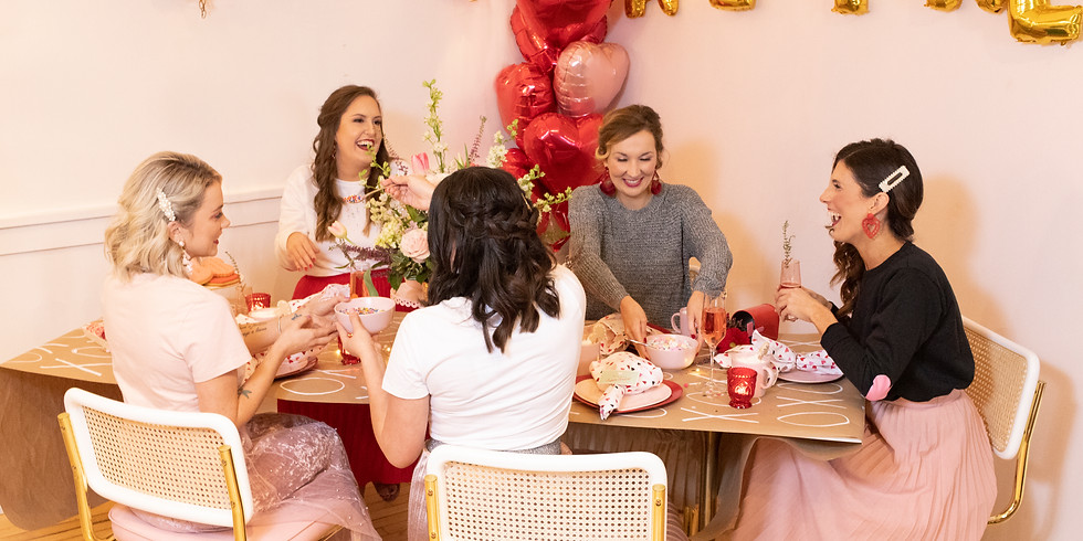 Pamper Yourself Galentines Day