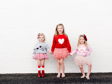 KIDS VALENTINES DAY COLLECTION