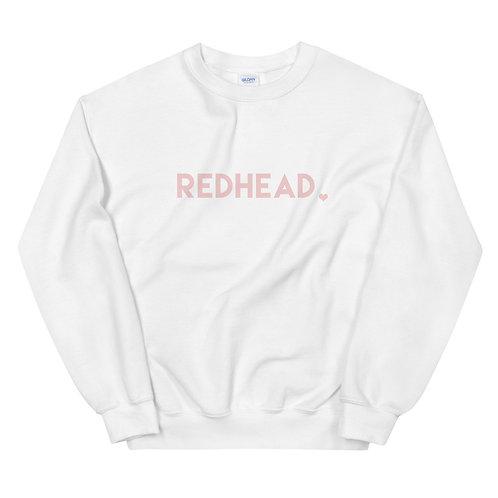REDHEAD ♡ Sweatshirt
