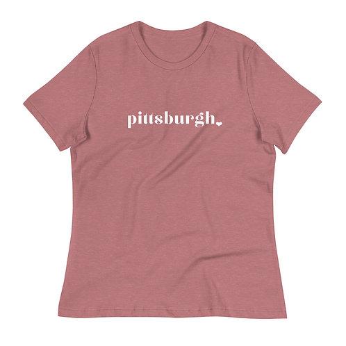 pittsburgh ♡ Tee (2 colors ways)