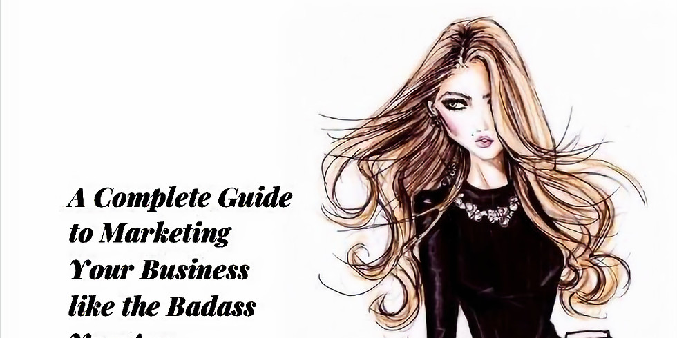 Mind Your Business- Marketing your Business like a BOSS!
