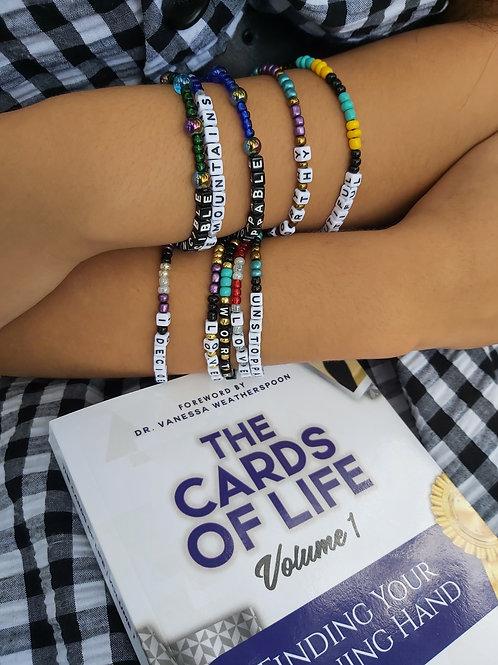 Inspirational Beaded Bracelets