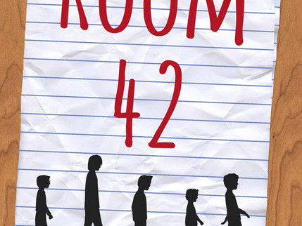 Room 42: Cover Reveal