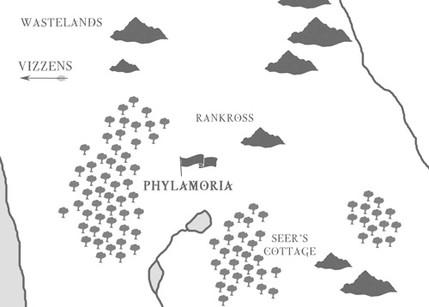 Map of Korin