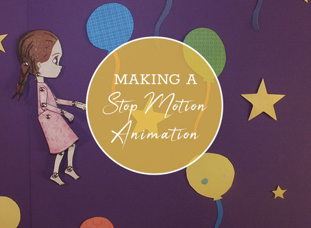 Making a Stop Motion Animation