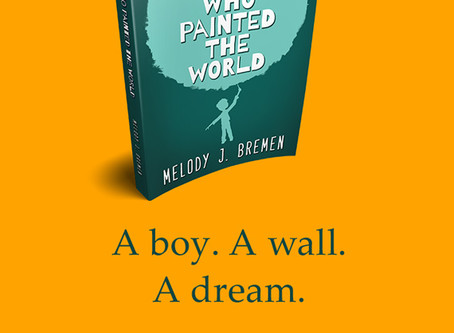 The Boy Who Painted the World – Free until November 2nd