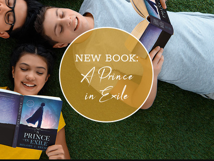 New Book: A Prince in Exile