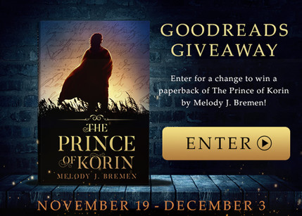 Goodreads Giveaway: The Prince of Korin Paperback