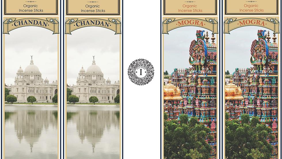 Chandan and Mogra :The IVAR Value Saver Combo Packs
