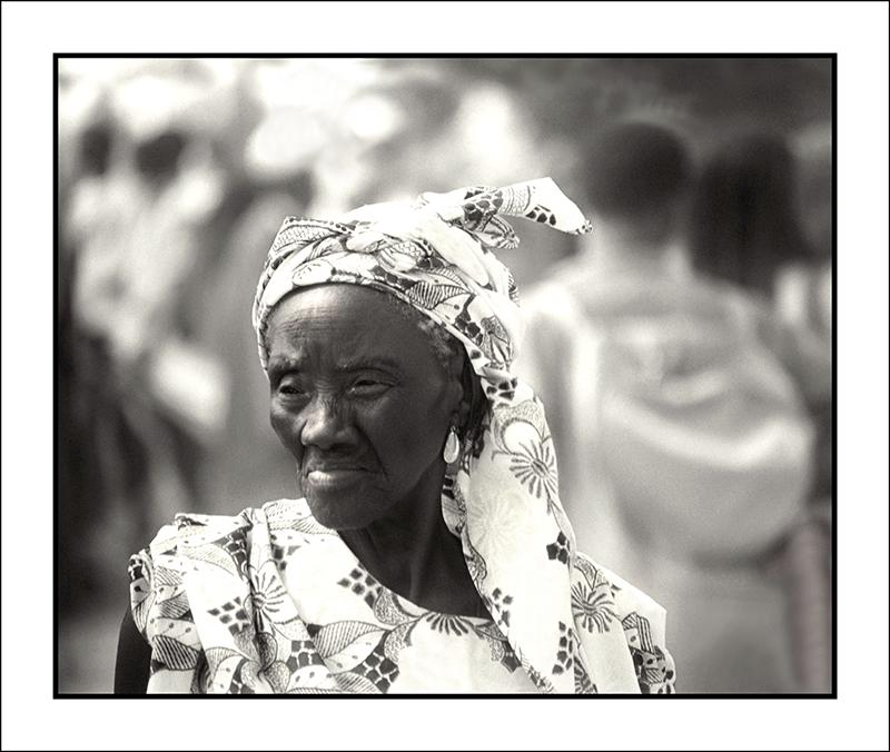 Mujer wolof  Tambacounda  Senegal 1986 WEB