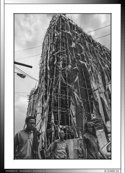 3 01 Merkato en construcción Addis Abeba Etiopia 2014