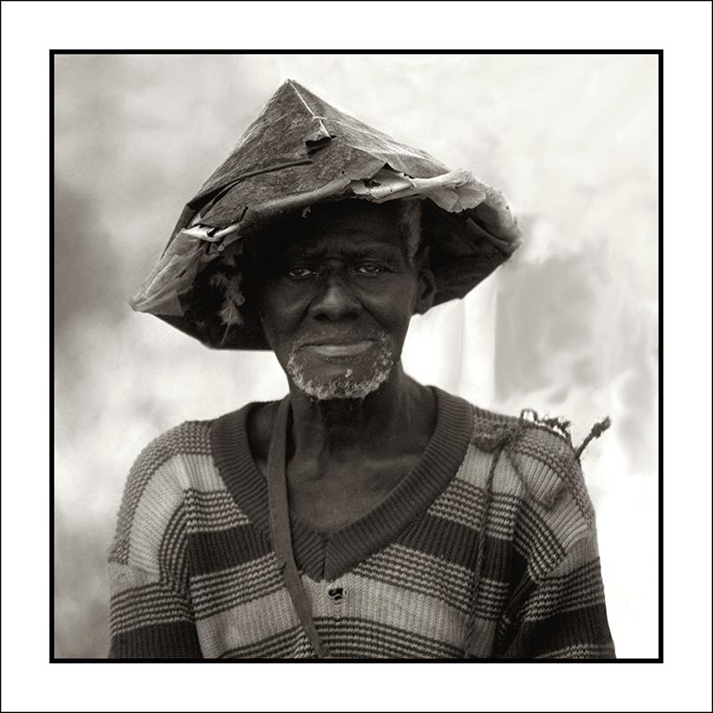Jefe de los Bassari  Ethiolo Senegal 1986 WEB