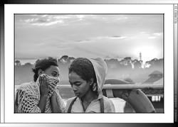 5 06 Amanecer en el Lago Tana Ferry Bahar Dar  Zege Etiopia 2016