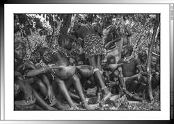 13 15 Cerveza de sorgo y ritos iniciaticos  en Yinya Etiopia 2014