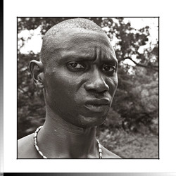 105 Sidico Djafá, excombatiente de la guerra civil