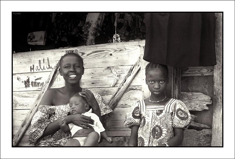 Costureras en Dakar  Senegal 1986 WEB