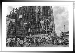 3 07 Merkato en construcción Addis Abeba Etiopia 2014