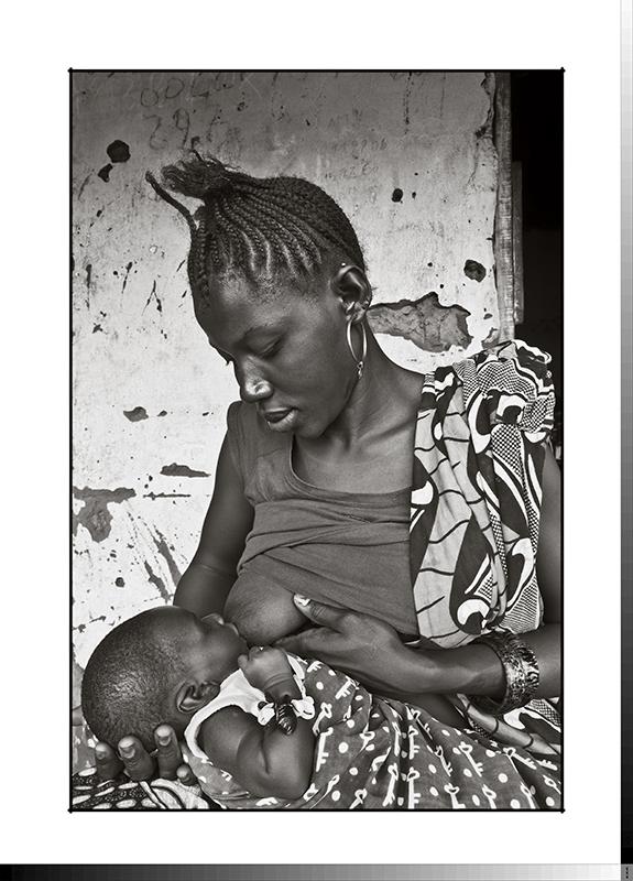 302 Djuku Mané con su hijo