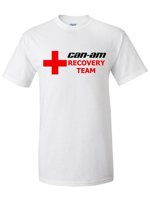 Can-Am Recovery Team T-Shirt