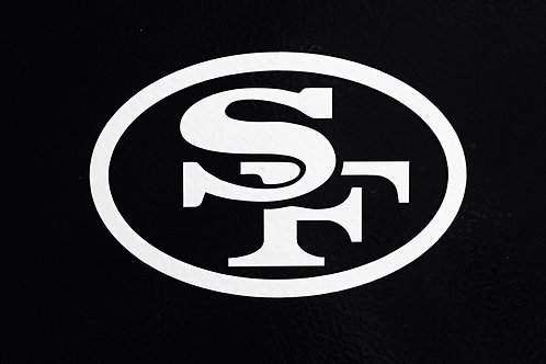 SanFrancisco 49ers Decal