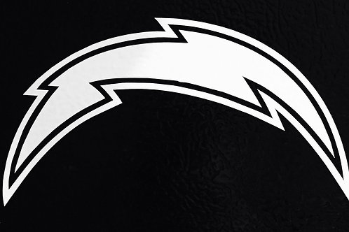 SanDiego Chargers Decal