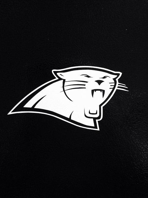 Carolina Panthers Decal