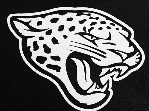 Jacksonville Jaguars Decal