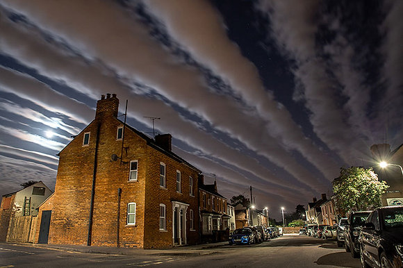 Street Clouds, Silver Street