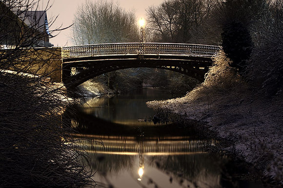 Iron Bridge, Newport Pagnell
